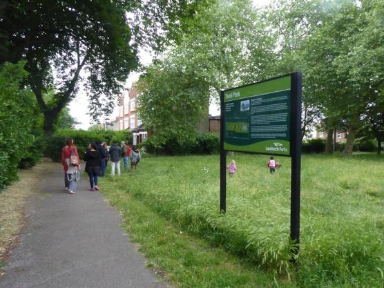 Free Herbal Heritage Walk West Norwood Lambeth London-2