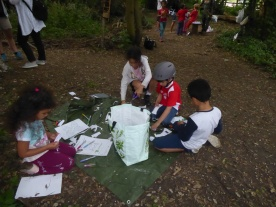 Nature perfume free family event West Norwood Lambeth London-3