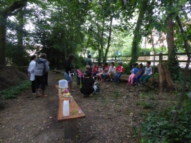 Nature perfume free family event West Norwood Lambeth London-4